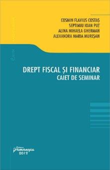 Drept fiscal si financiar. Caiet de seminar - Costas
