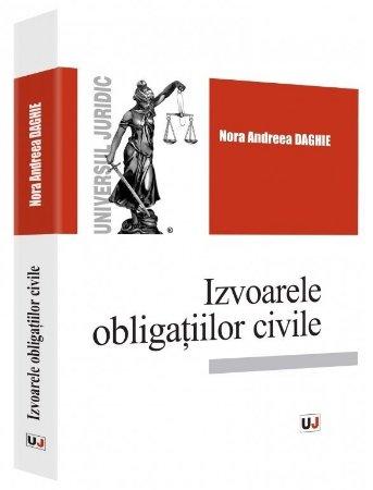 Izvoarele obligatiilor civile - Daghie