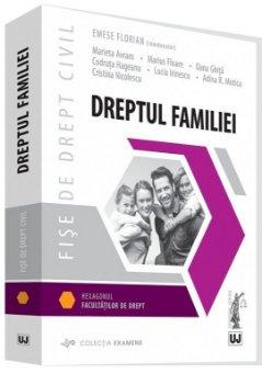 Fise de drept civil. Dreptul familiei - Emese Florian