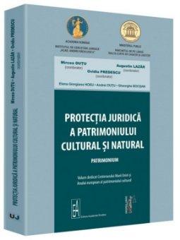 Protectia juridica a patrimoniului cultural si natural - Dutu, Lazar, Predescu