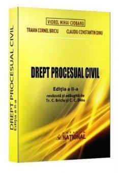 Drept procesual civil. Drept executional civil. Arbitraj. Drept notarial - Editia a 3-a - Ciobanu, Briciu, Dinu