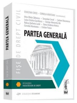 Fise de drept civil. Partea generala - Sevastian Cercel, Cornelia Munteanu