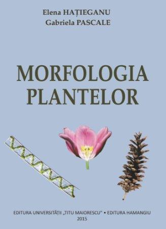 Morfologia plantelor - Hatieganu, Pascale