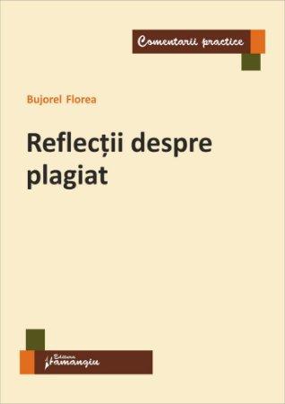 Reflectii despre plagiat-Florea