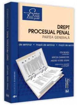 Drept procesual penal. Partea generala. Mapa de seminar. Editia a 2-a - Neagu, Damaschin, Iugan