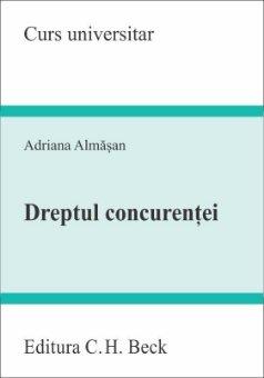 Dreptul concurentei - Adriana Almasan