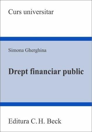 Drept financiar public - Simona Gherghina