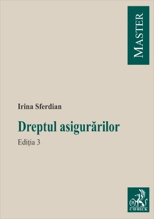 Dreptul asigurarilor - Irina Sferdian