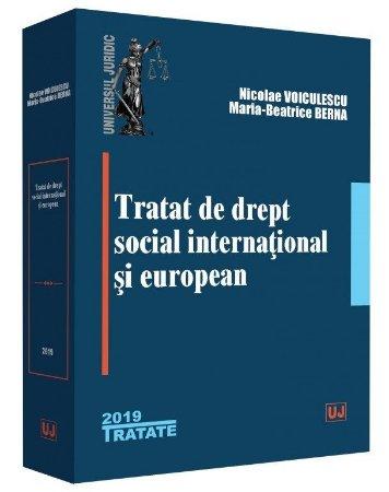 Tratat de drept social international si european - Voiculescu, Berna
