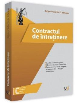 Contractul de intretinere - Beleniuc
