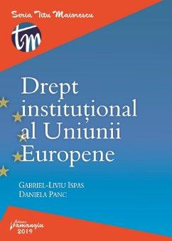Drept institutional al Uniunii Europene - Ispas, Panc