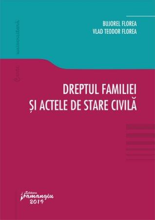 Dreptul familiei si actele de stare civila - Florea