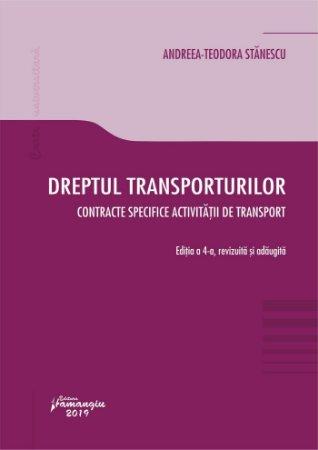 Dreptul transporturilor_ed. a 4-a - Stanescu