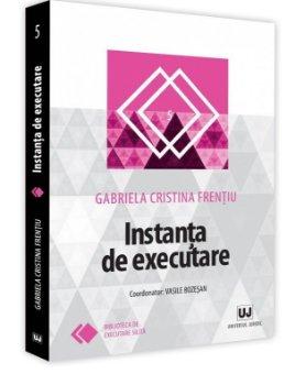 Instanta de executare - Cristina Frentiu