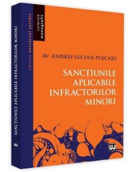 Sanctiunile aplicabile infractorilor minori - Puscasu
