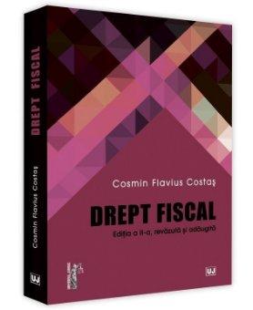 Drept fiscal. Editia a 2-a - Costas