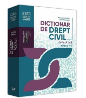 Dictionar de drept civil de la A la Z. Editia a 3-a - Costin