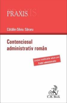 Contenciosul administrativ roman - Sararu