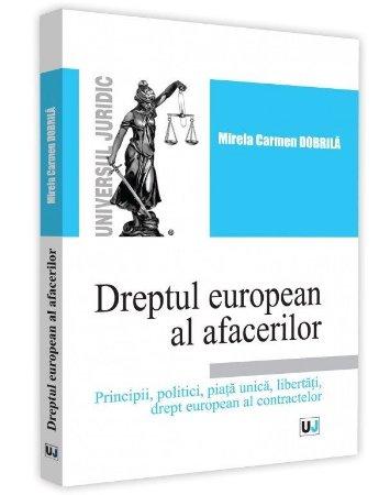 Dreptul european al afacerilor - Dobrila