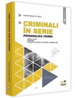 Criminali in serie. Psihanaliza crimei - Butoi