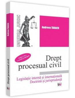 Drept procesual civil. Editia a 2-a - Tabacu