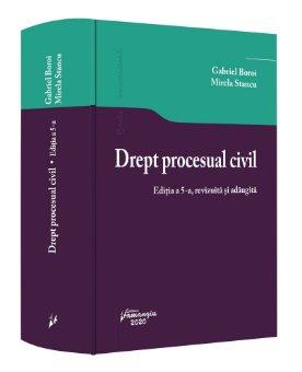 Drept procesual civil. Editia a 5-a - Boroi, Stancu