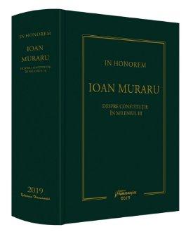 In Honorem Ioan Muraru