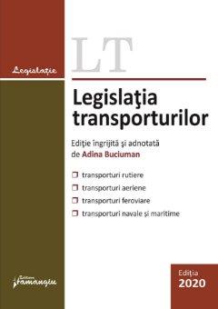 Legislatia transporturilor - Buciuman