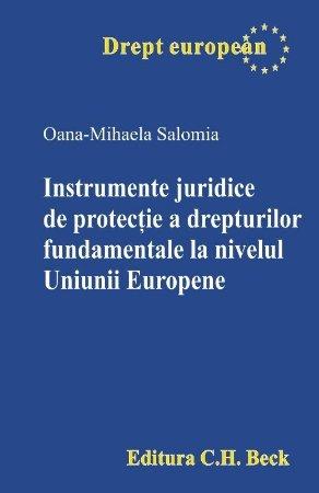 Instrumente juridice de protectie a drepturilor fundamentale la nivelul Uniunii Europene - Salomina