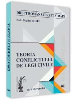 Teoria conflictului de legi civile - Bobei
