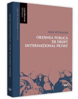 Ordinea publica de drept international privat - Petrache