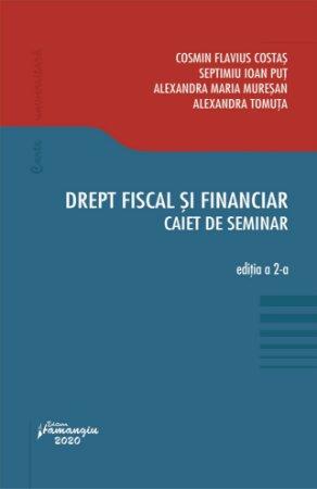 Drept fiscal si financiar. Caiet de seminar. Editia a 2-a - Costas