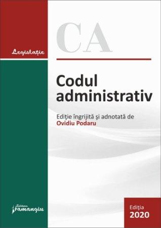 Codul administrativ. Actualizat la 17 februarie 2020