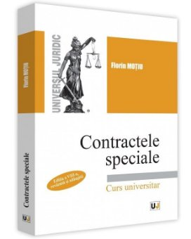 Contractele speciale - editia a 8-a - Motiu