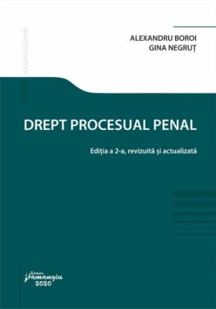Drept procesual penal_editia a 2-a_Boroi, Negrut