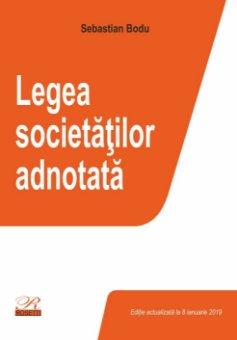 Legea societatilor adnotata_Bodu