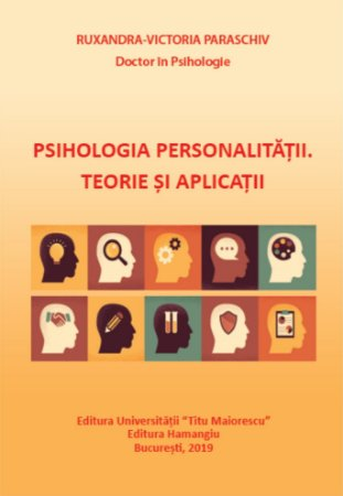 Psihologia personalitatii-Paraschiv