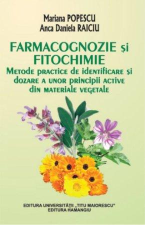 Farmacognozie si fitochimie
