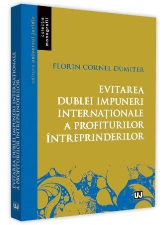 Evitarea dublei impuneri internationale a profiturilor intreprinderilor - Dumiter