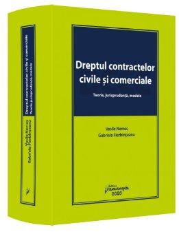 Dreptul contractelor civile si comerciale - Nemes, Fierbinteanu