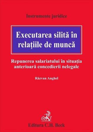 Executarea silita in relatiile de munca - Razvan Anghel