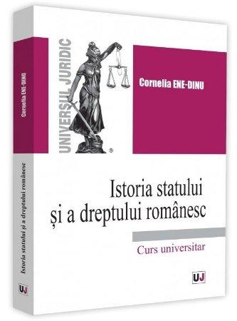 Istoria dreptului si a statului romanesc - Ene-Dinu