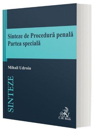 Sinteze de procedura penala. Partea speciala - Udroiu
