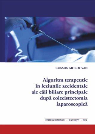 Algoritm terapeutic in leziunile accidentale ale caii biliare principale dupa colecistectomia laparoscopica - Moldovan