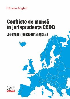 Conflicte de munca in jurisprudenta CEDO - Razvan Anghel