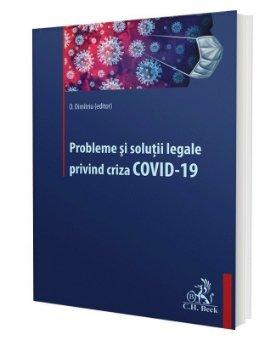 Probleme si solutii legale privind criza COVID-19