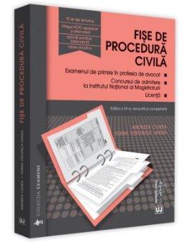 Fise de procedura civila. Editia a 7-a - Ciurea, Varga