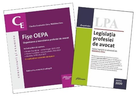 Pachet OEPA - Editia 2020