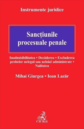 Sanctiunile procesuale penale - Giurgea, Lazar