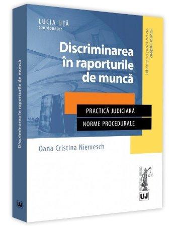 Discriminarea in raporturile de munca - Niemesch